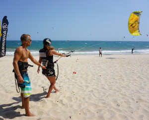 Kitesurfschool Windchimes