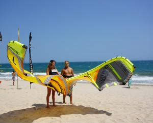 Iko VDWS kitesurfingschool Vietnam