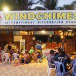 Windchimes Kitesurfschool Happy hour